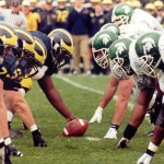 *Michigan vs. Michigan State, photo taken from www.press.umich.edu
