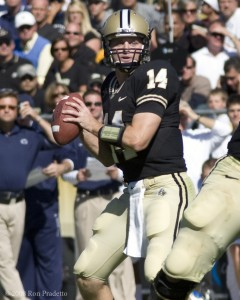 *Purdue QB Joye Elliott has thrown for 2,081 yards and 14 touchdowns this season, photo taken from pennstatefansite.com