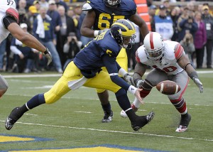 *Turnovers doomed Michigan's chances against Ohio State, photo by The Detroit News / David Guralnick
