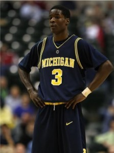 *Harris leads Michigan and the Big Ten in scoring with 19.2 points per game