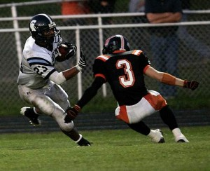 Running Back Austin White