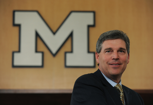 Michigan AD Dave Brandon