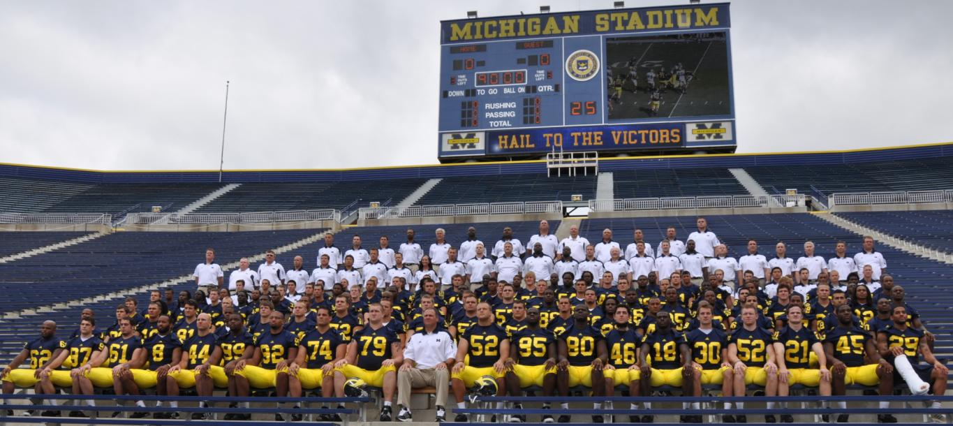 The 2010 Michigan Football Team