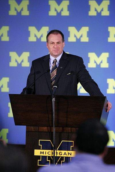 The hiring of Rich Rodriguez signaled a shift to modernity for Michigan
