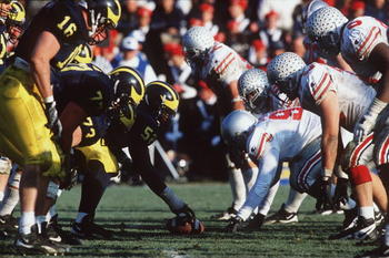 Michigan and Ohio State have played the final game of the season since 1935