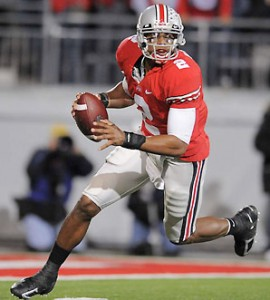 Ohio State QB Terrelle Pryor looks to break out this season