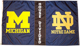 UM-ND house divided