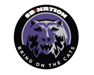 Bring on the Cats logo