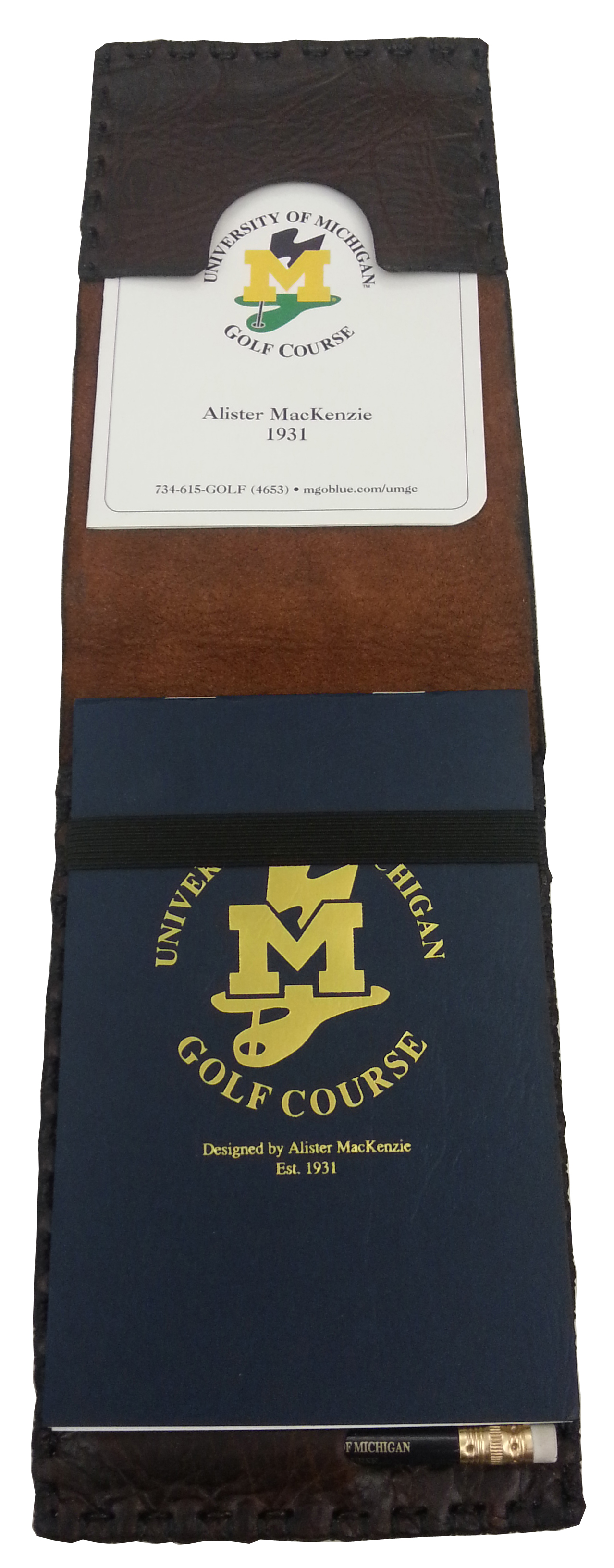 maizeandgoblue  u00bb scorecard holder