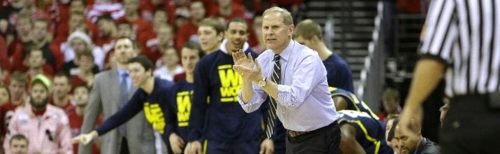 Beilein vs Wisconsin