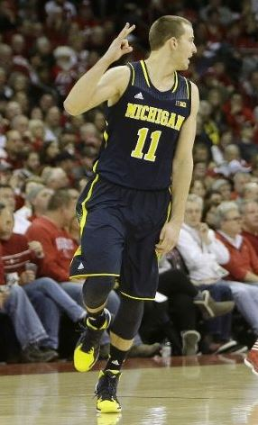 Stauskas 3 vs Wisconsin