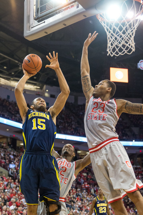 Michigan only faced Ohio State once this season, but could face the Buckeyes for the seventh time in the BTT on Saturday (MGoBlue.com)