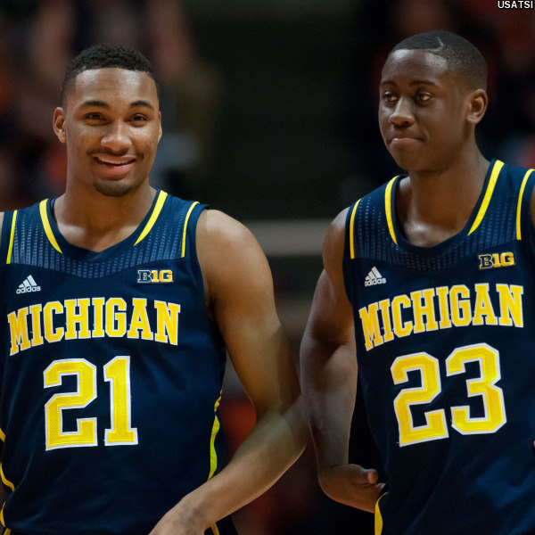 Zak Irvin's three-point shooting and Caris LeVert's emergence have fueled Michigan's championship run (MGoBlue.com)