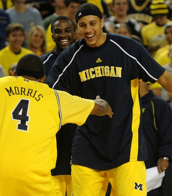 Jordan Morgan has seen it all throughout his five-year Michigan career (AnnArbor.com)