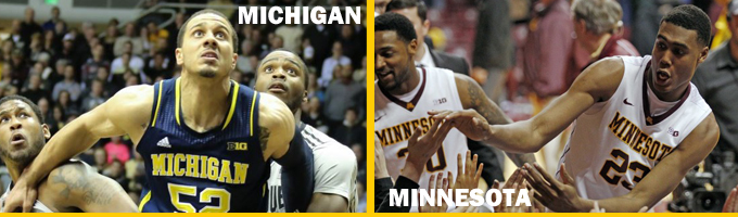 Michigan-Minnesota header