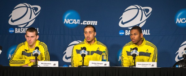NCAA Tourney media day