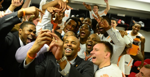 Tennessee post-Mercer win
