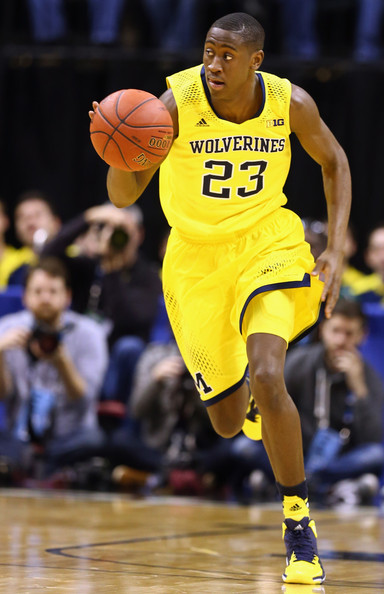 Caris LeVert is the de facto leader for Michigan next season (Andy Lyons, Getty Images)