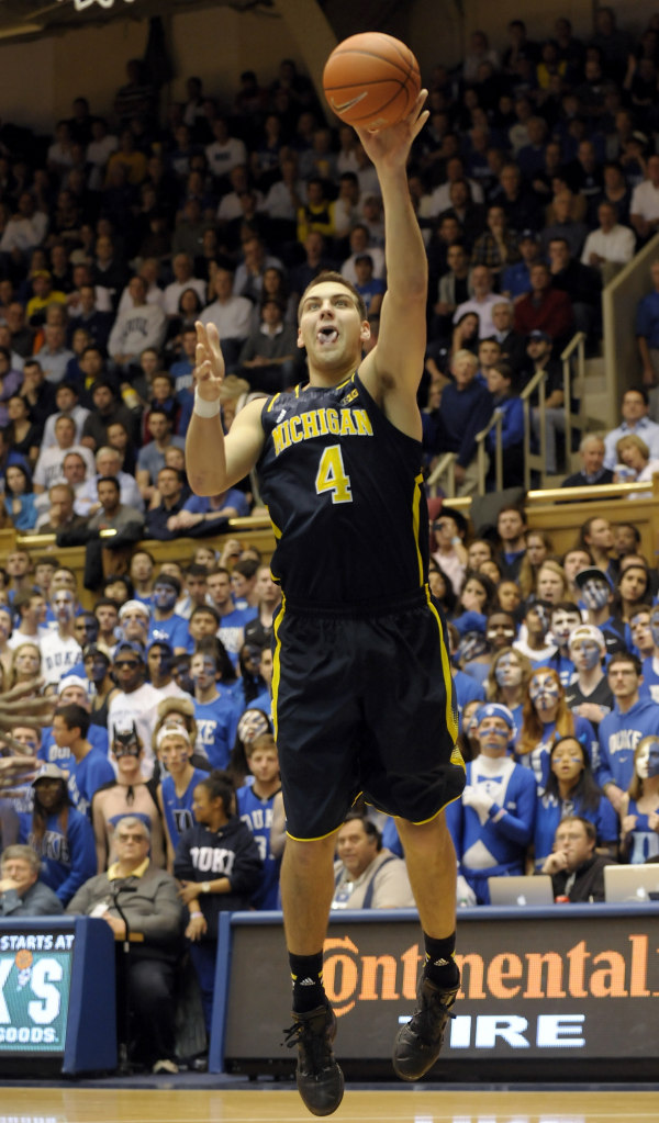 McGary is projected at the end of the first round by most experts (MGoBlue.com)