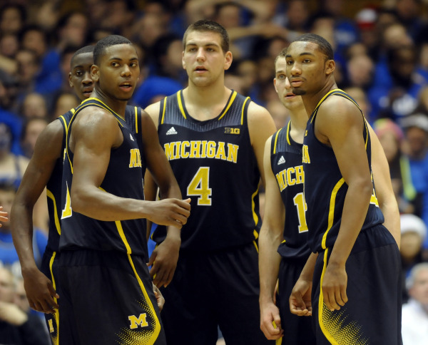 Three of these five may be gone next year but they'll always be remembered for a special season (MGoBlue.com)