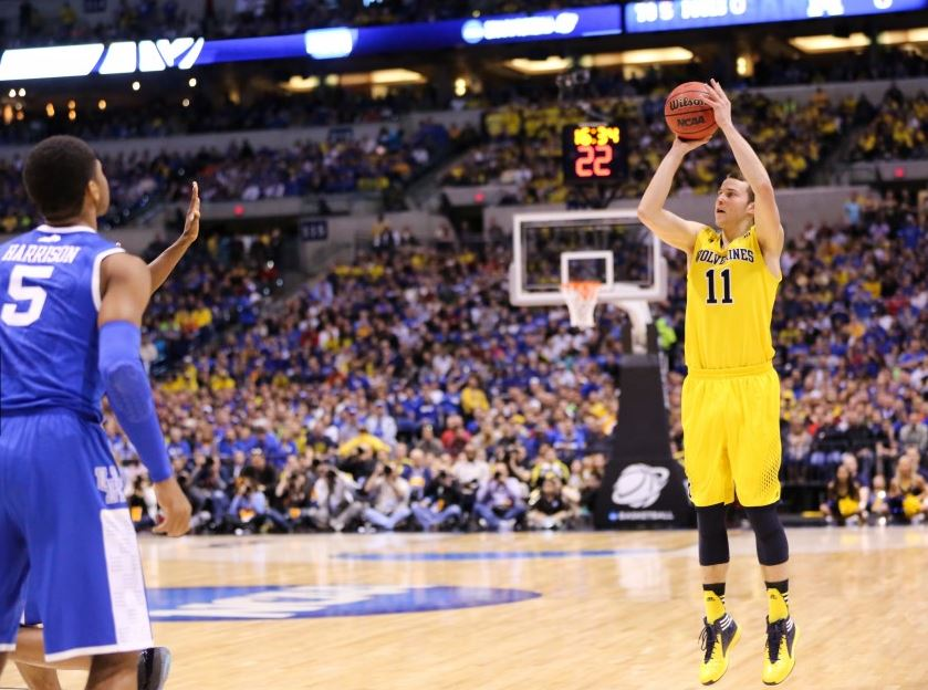 Michigan entered the game with a huge advantage from three but in a one-game scenario, was unable to capitalize because UK shot lights out (Dustin Johnson, UMHoops)