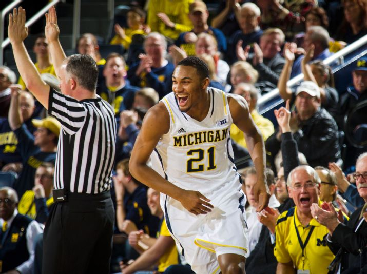 Zak Irvin vs Nebraska