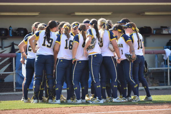 Michigan's season ends just short of the World Series with a 47-15 record (MGoBlue.com)