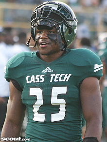 Cass Tech's Mike Weber is a priority for new offensive coordinator Doug Nussmeier (Scout.com)