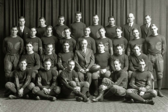 1925 Michigan team