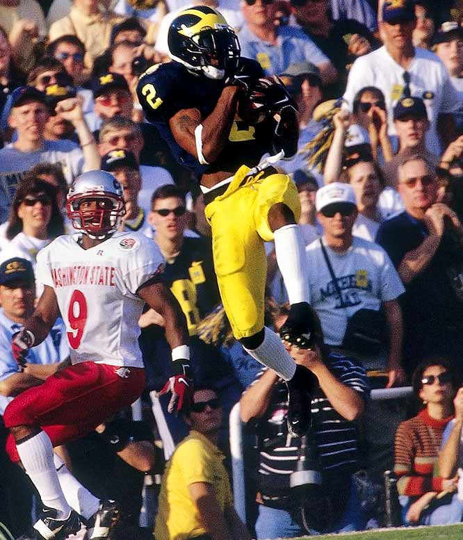 Michigan's defense won't be as good as the 1997 version, but it is one to be excited about