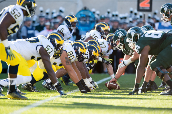 Michigan-MSU