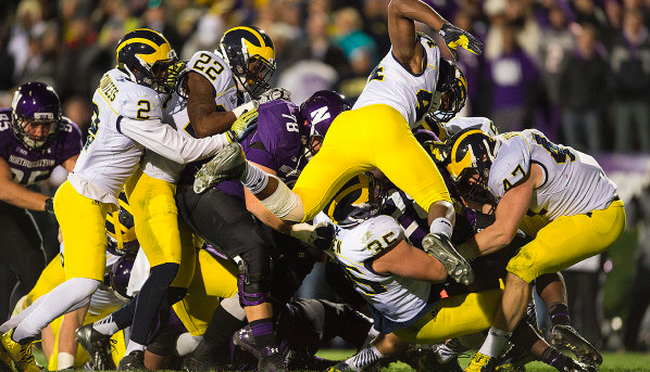Michigan-Northwestern