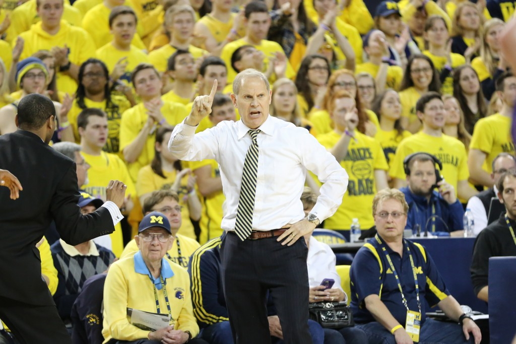 Beilein vs Northwestern