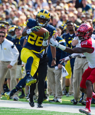 Jourdan Lewis vs Miami OH