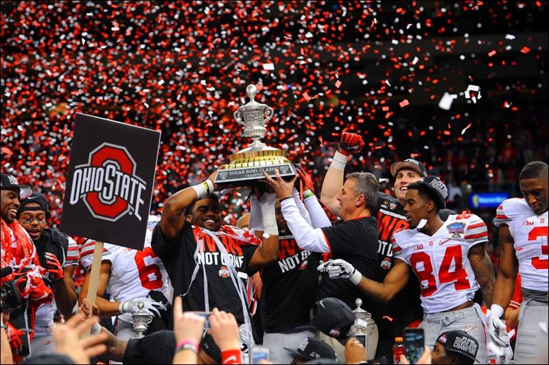 Ohio State Sugar Bowl