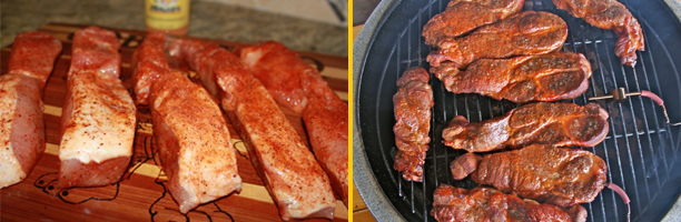 Country style ribs 1-2