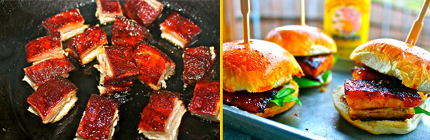 Pork Belly Sliders 8-9
