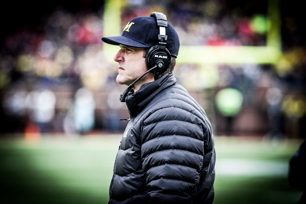 Harbaugh vs OSU