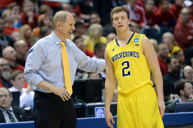 Beilein and Spike 2
