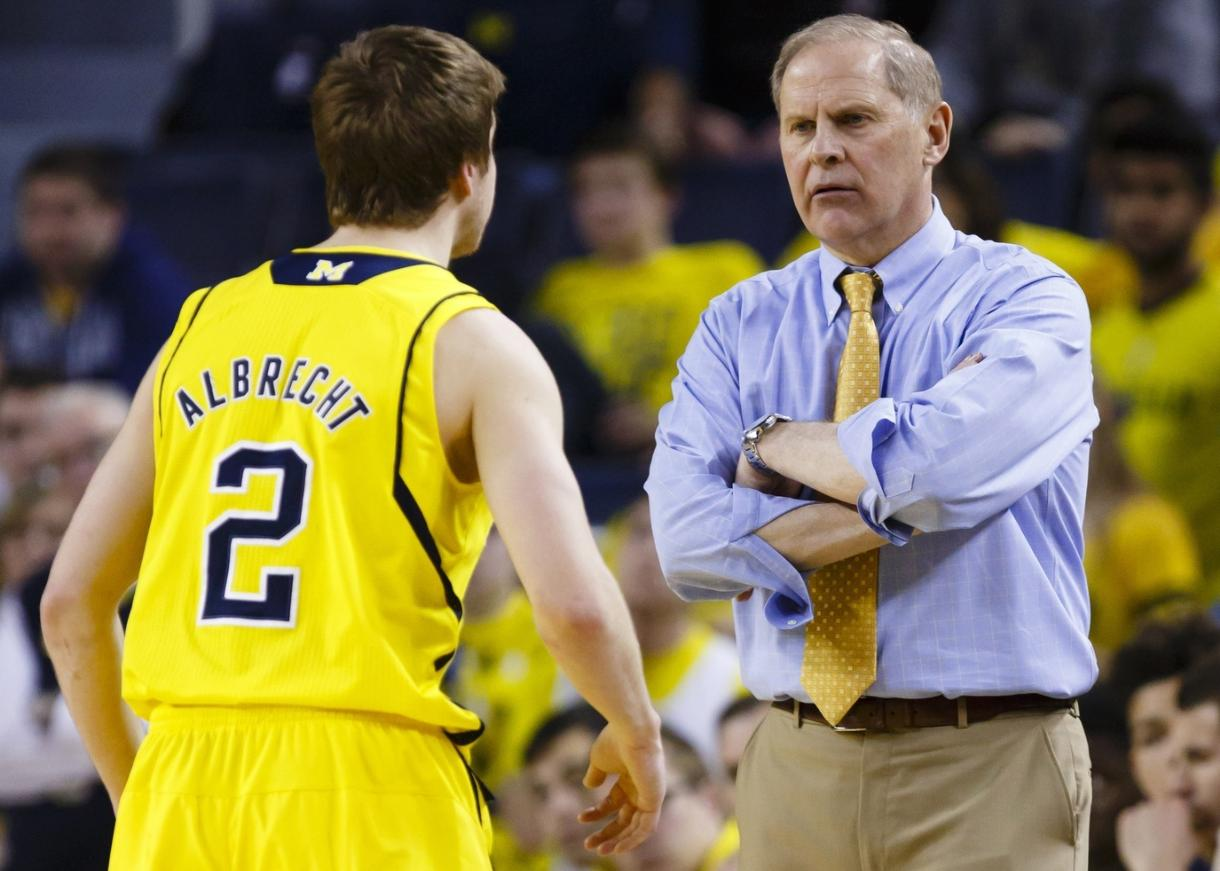Beilein and Spike 3