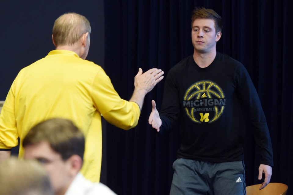 Beilein and Spike 4