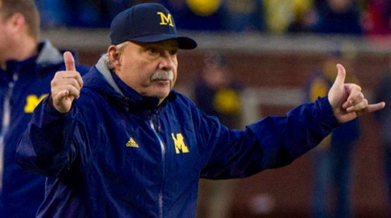 Don Brown Michigan